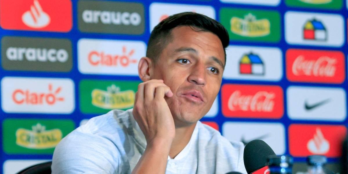 """Alexis Sánchez y su sorpresiva presencia en la Roja: """"Hay un cambio de muchos jóvenes y quería aportar mi experiencia"""""""