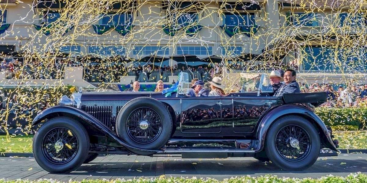 El Auto más Lindo del Mundo en 2019 es un Bentley