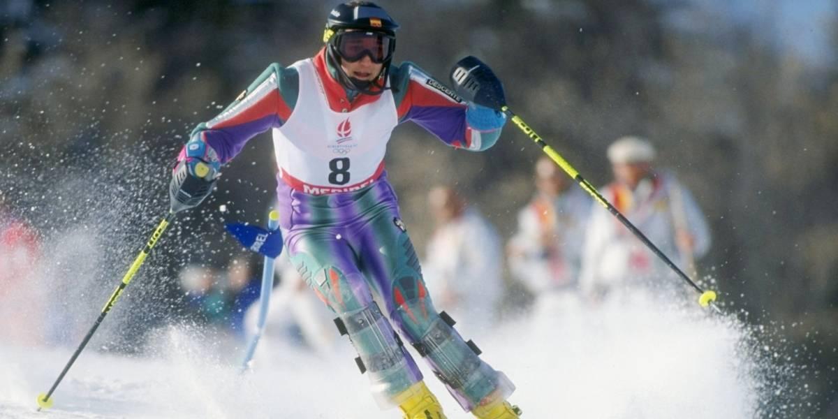 Intensa búsqueda para encontrar a la esquiadora olímpica desaparecida