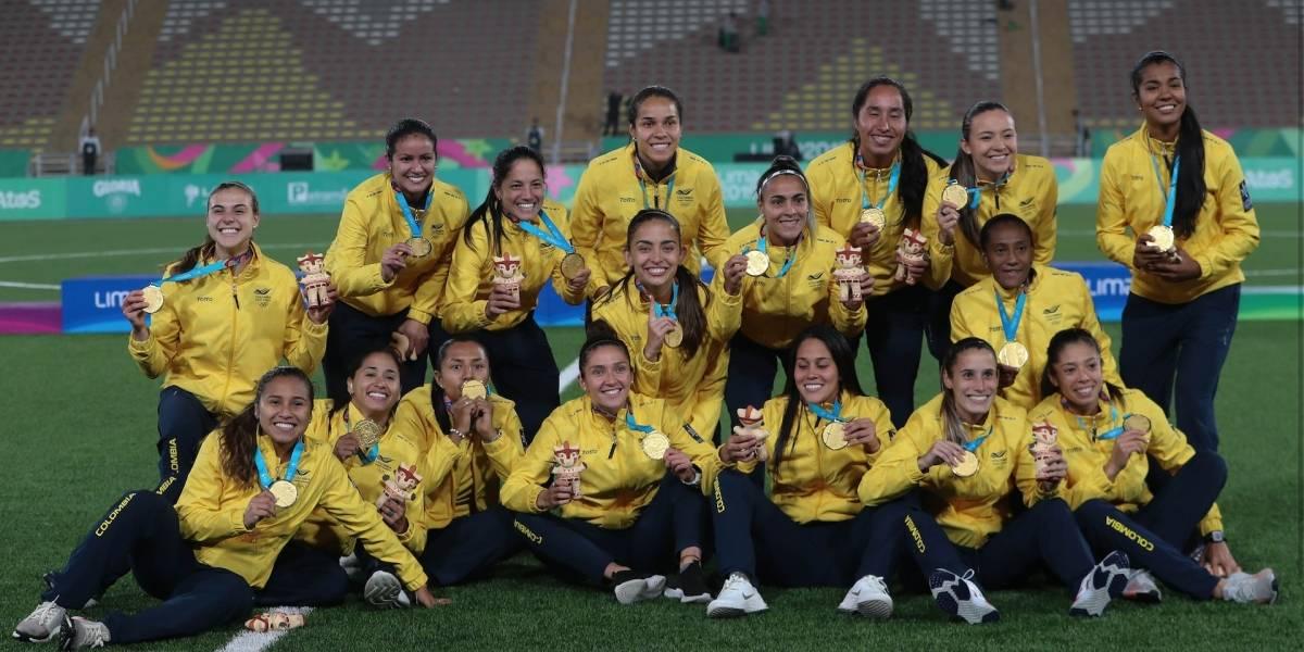 Llueven críticas porque Colombia continúa como candidata para organizar el Mundial Femenino 2023