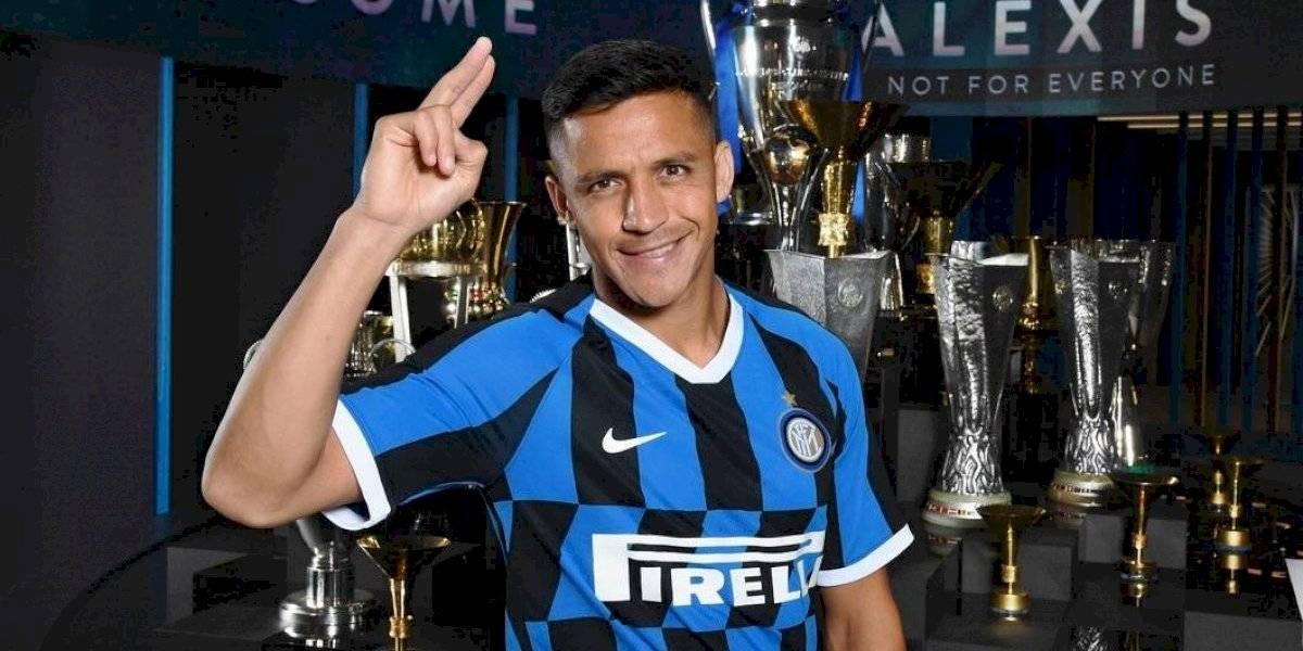 Alexis cambia de número en el Inter tras la salida de Icardi
