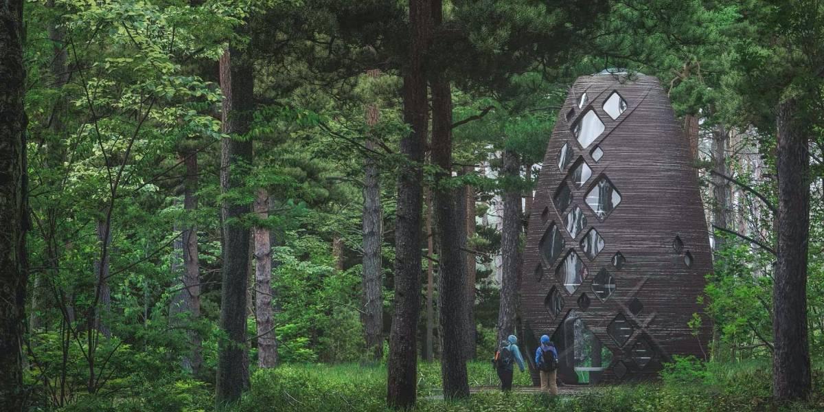 TERA: este hábitat espacial está diseñado para la Tierra