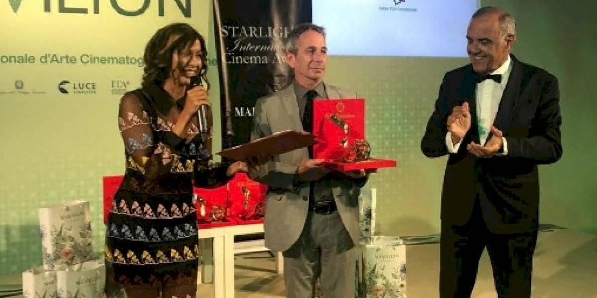 Alfredo Castro hizo historia al ser galardonado en el Festival de Cine de Venecia: dedicó su premio a Pablo Larraín