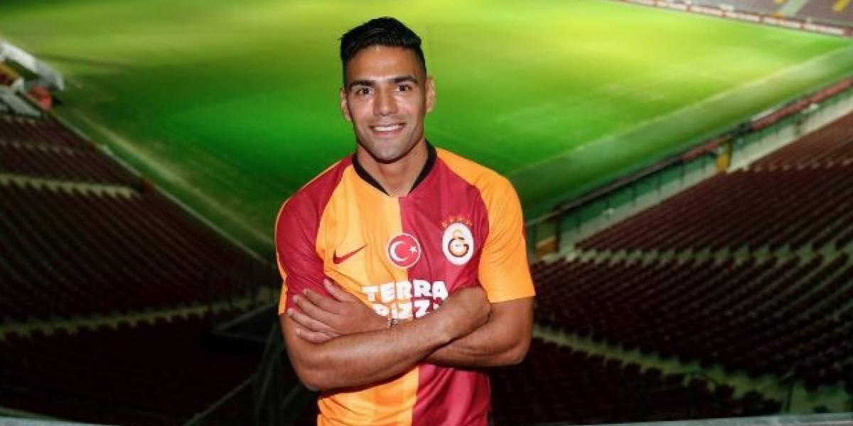 La razón por la que Falcao García eligió al Galatasaray y no a otro equipo