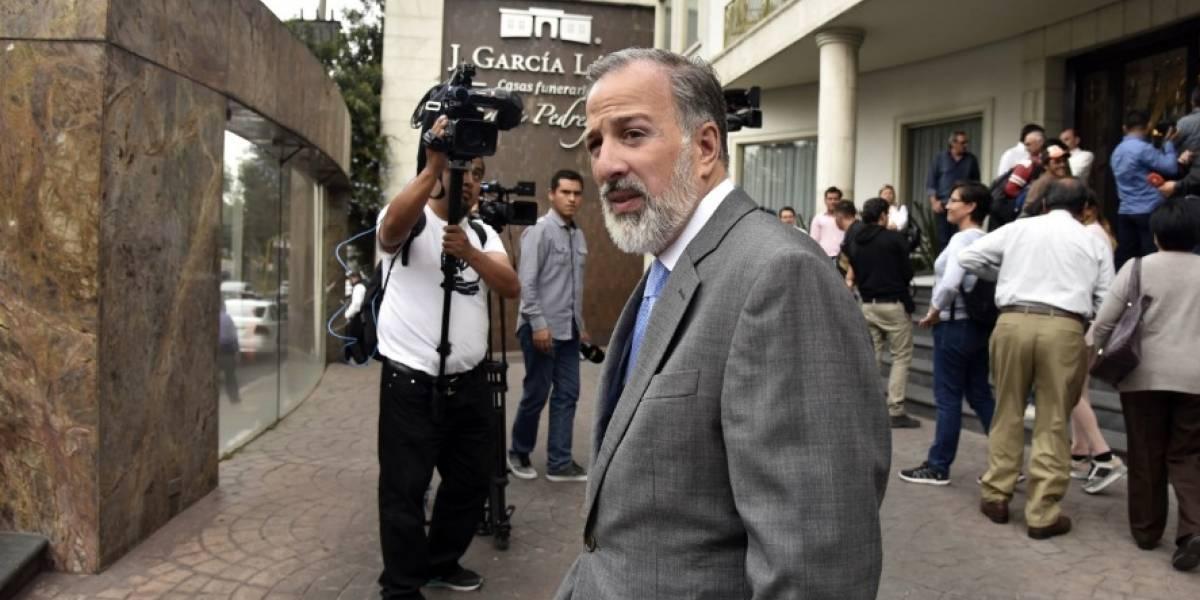 Juez deslinda a José Antonio Meade de la 'Estafa maestra'