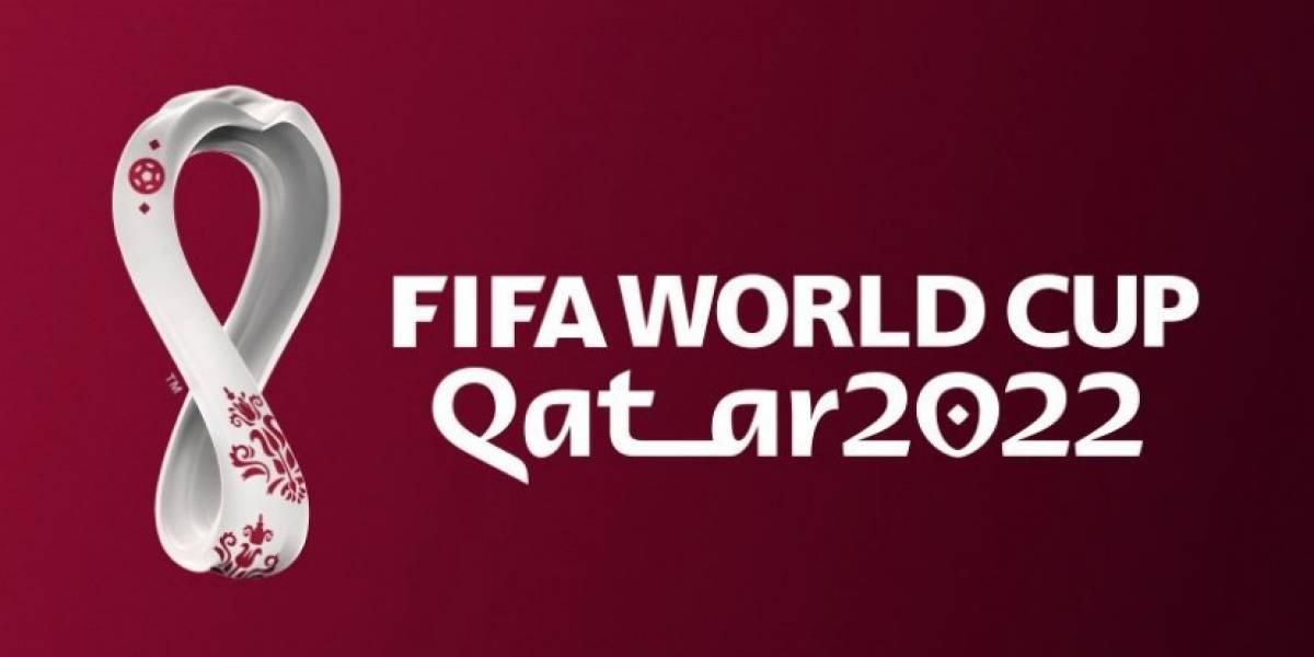 Presentan logo oficial de Catar 2022