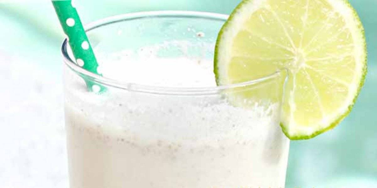 Vitamina cremosa de abacaxi: receita que ajuda a emagrecer e é ótima para o café da manhã