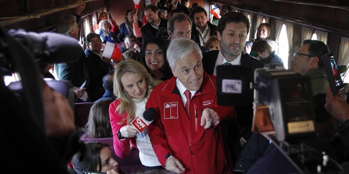 """""""Chile sobre rieles"""" El proyecto del tren a Valparaíso todavía no ve la luz: """"Vamos a llamar a licitación internacional"""""""