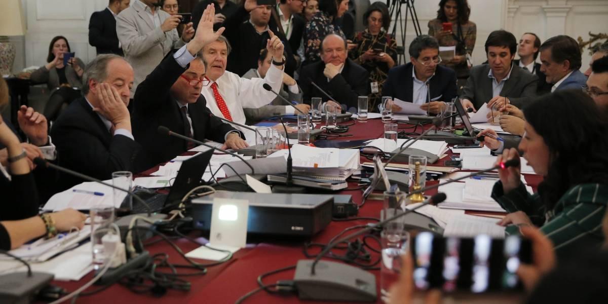 Ahora sí: Comisión de Trabajo despachó el proyecto de las 40 horas a la sala de la Cámara