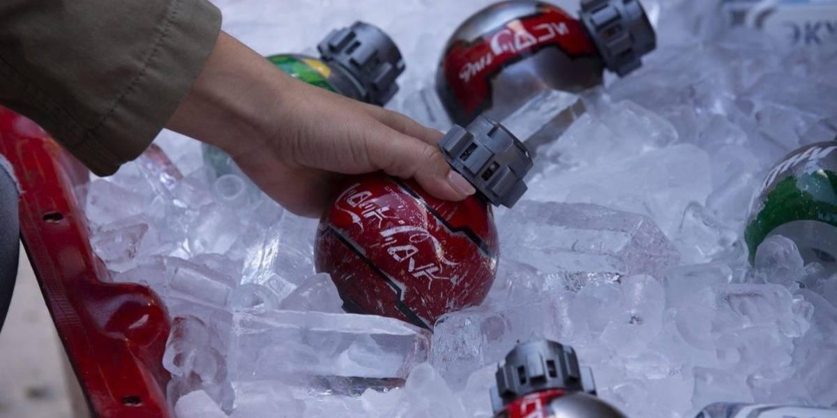Detonador térmico de Coca Cola para Star Wars ahora sí podrá viajar en avión