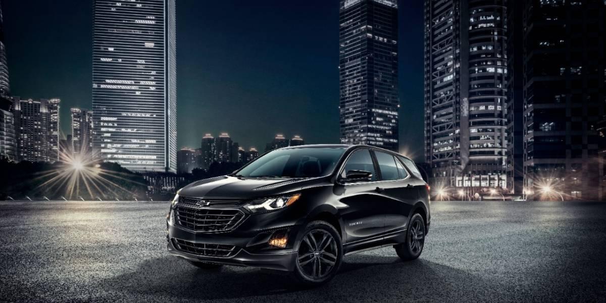 La camioneta para los amantes de la noche: Chevrolet Equinox Midnight