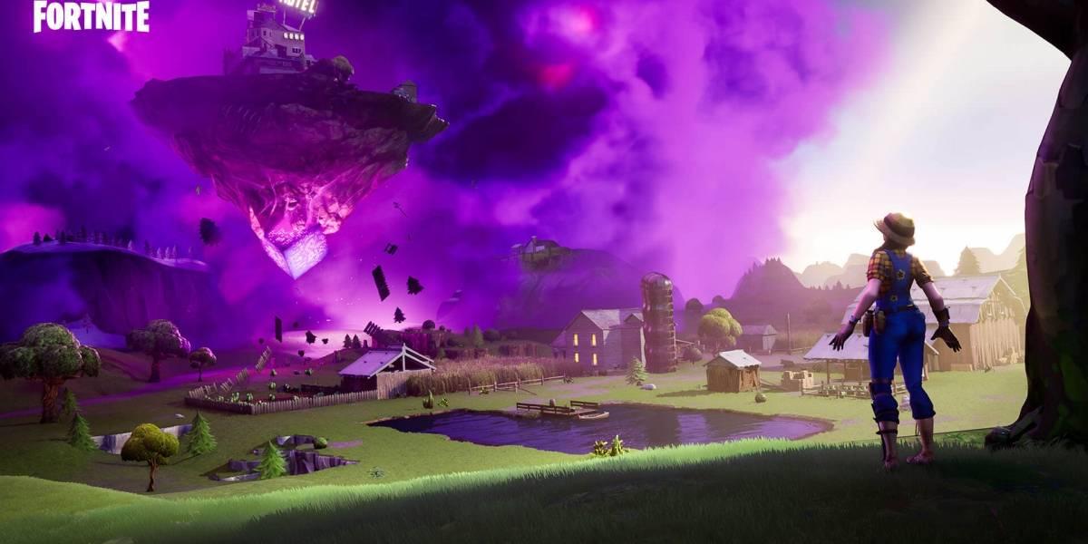 Epic Games libera nova atualização de conteúdo v10.20 para Fortnite