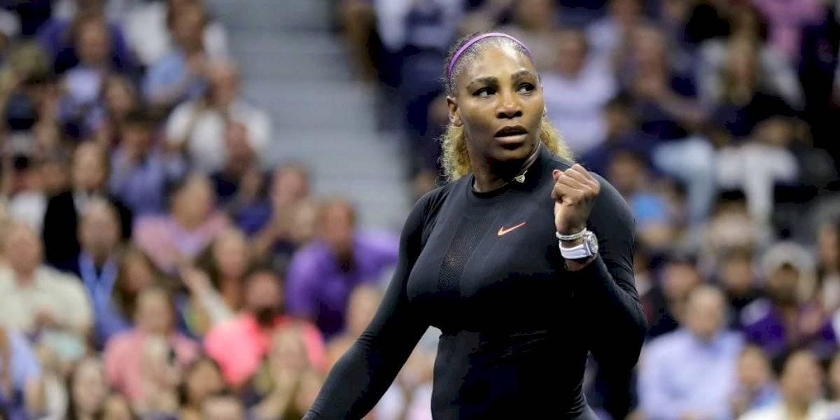 Serena Williams apabulló a Qiang Wang para avanzar a las semifinales del US Open