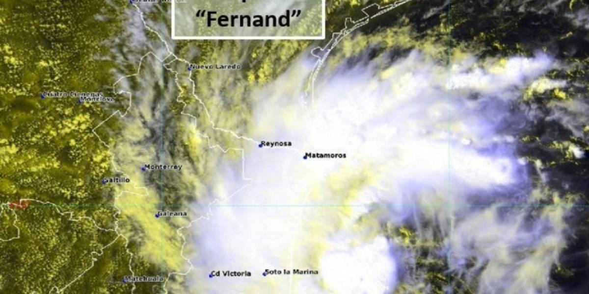 Suspenden clases en Nuevo León ante amenaza de Fernand