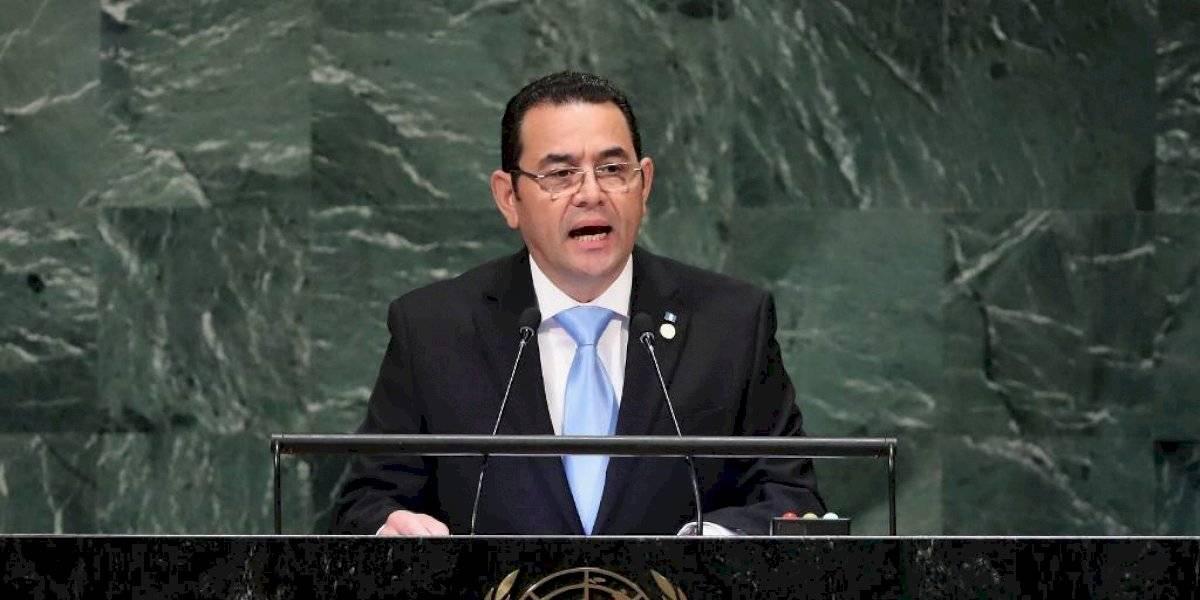 Presidente Morales expondrá en Asamblea de la ONU su descontento por el trabajo de CICIG