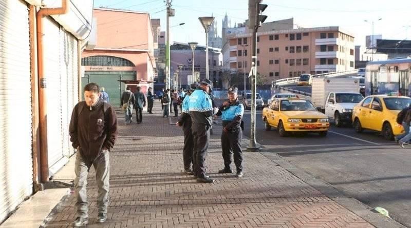 Quito: Así luce la Marín tras el control de ventas informales