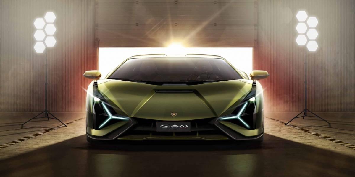 Lamborghini Sián, el primer híbrido y el más potente de su historia