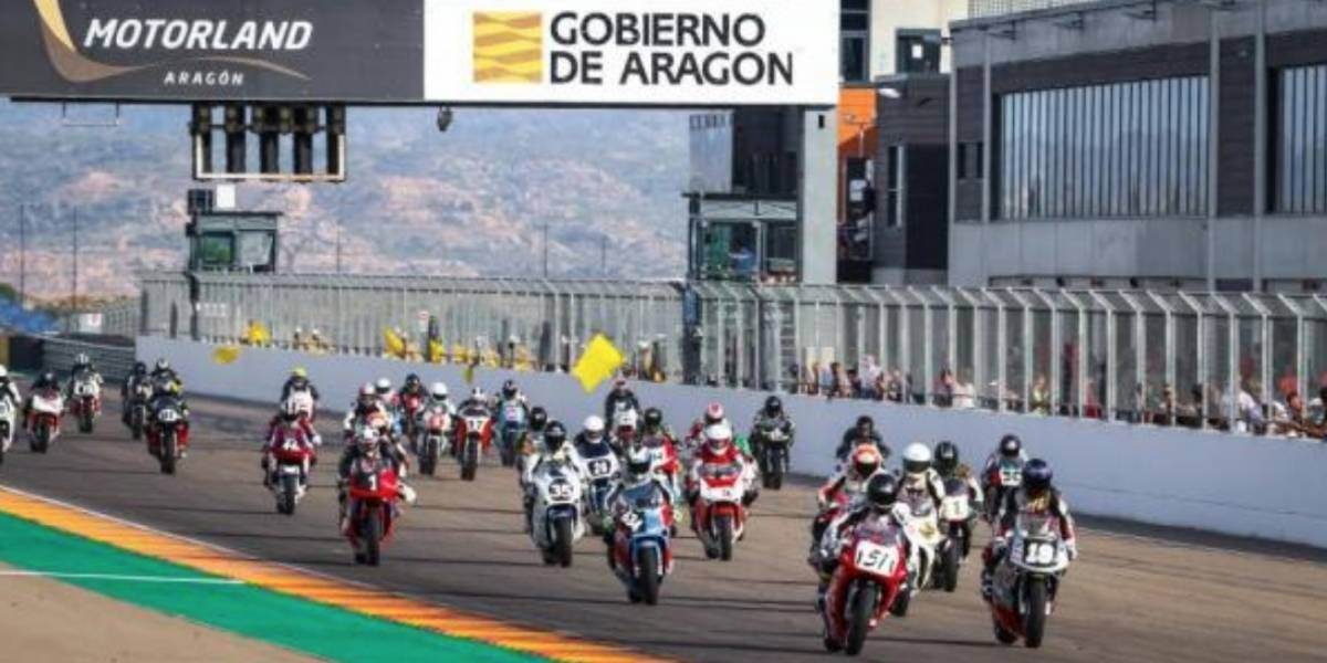 Muere piloto tras accidente en carrera de motos