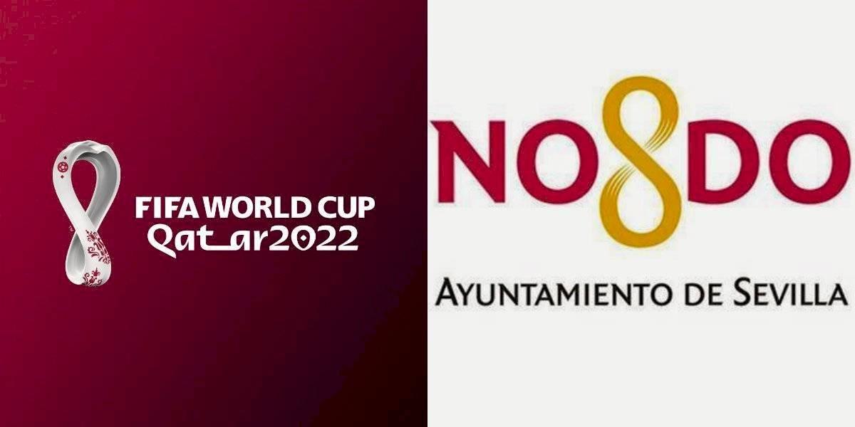 ¿Qué tienen en común el logo del Mundial de 2022 y Sevilla?