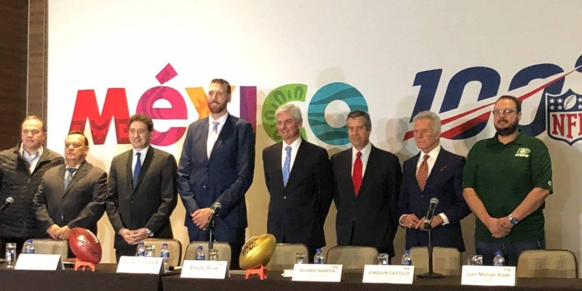 Presentan versión del reglamento de la NFL en español