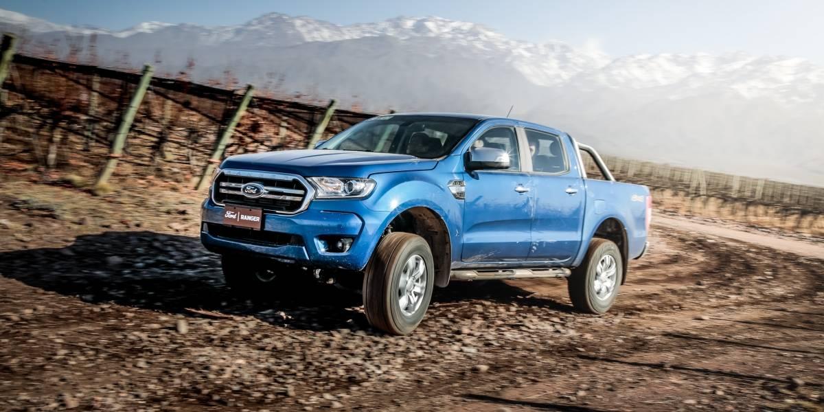 La primavera trae nuevo guardaparques: llega la renovada Ford Ranger