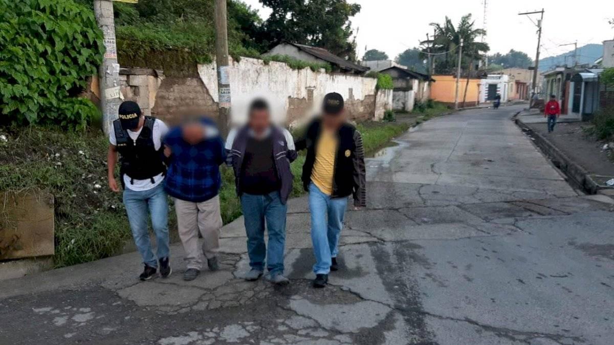 MP y PNC realizan operativos contra la trata de personas. Foto: PNC