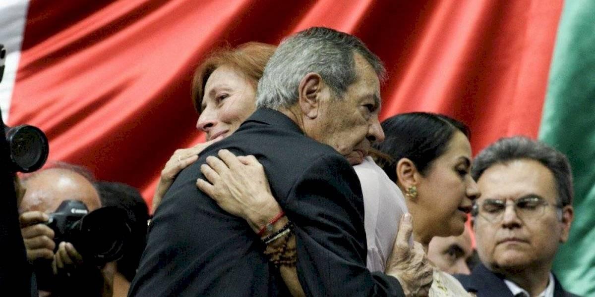 Porfirio Muñoz Ledo renuncia a presidencia de la Cámara de Diputados