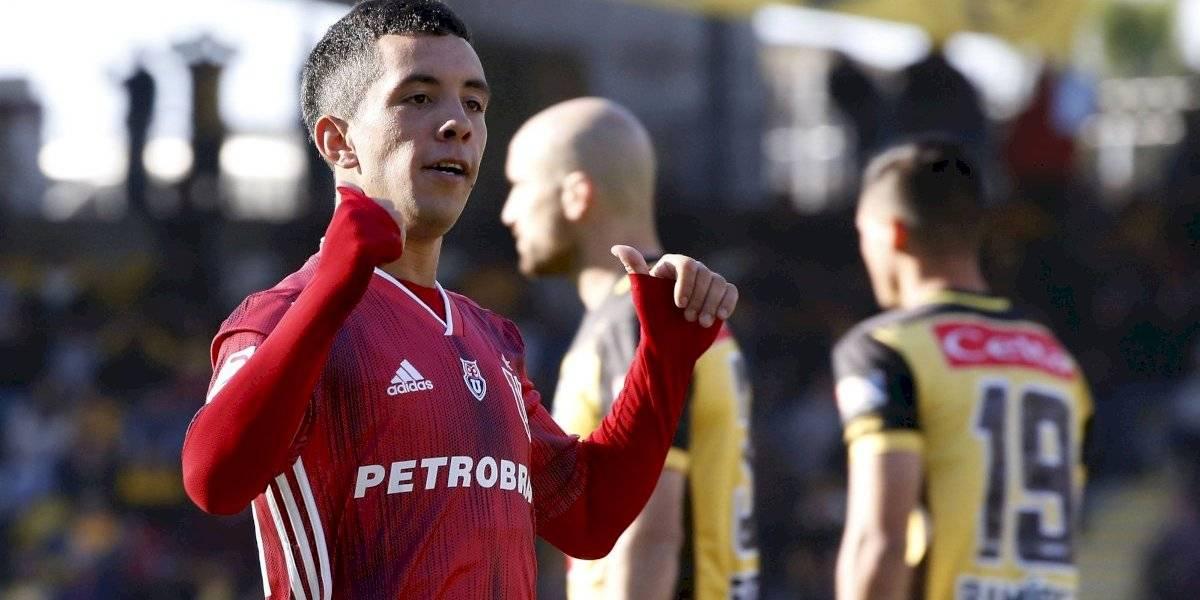 """Leo Fernández ya palpita el Superclásico de la U con Colo Colo en el Monumental: """"Me encantaría arruinar su fiesta"""""""