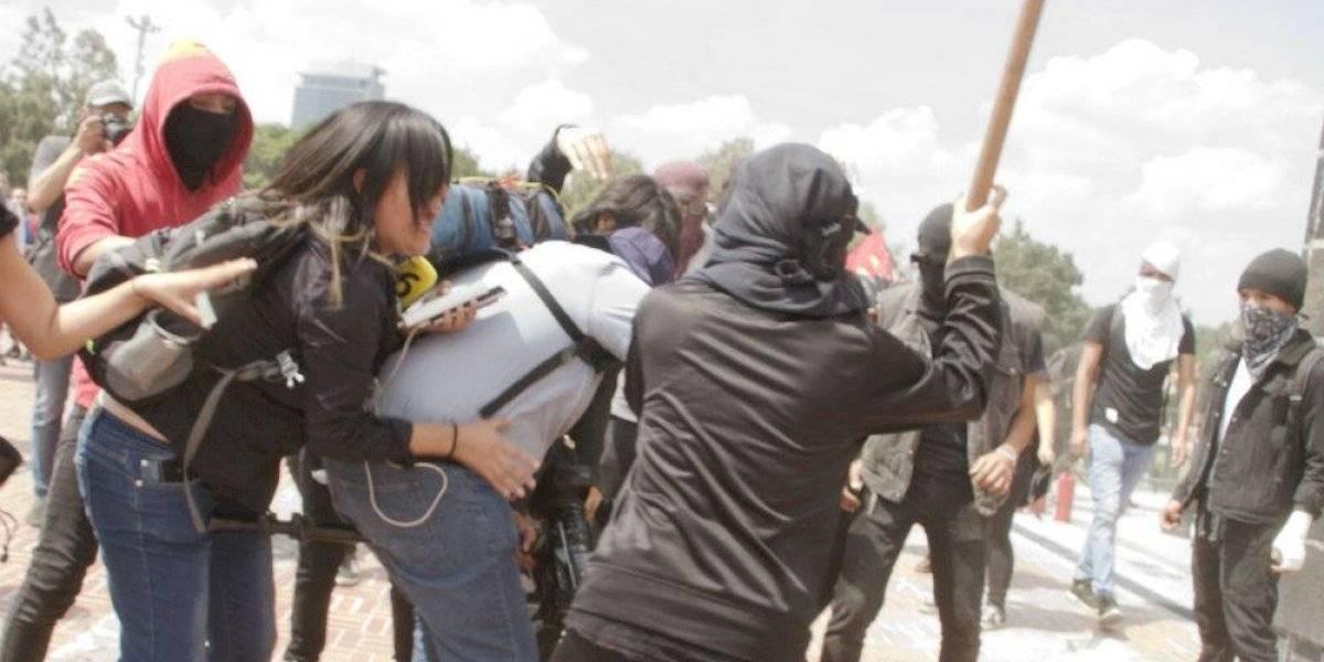 'Burda' provocación en Rectoría busca desestabilizar: UNAM