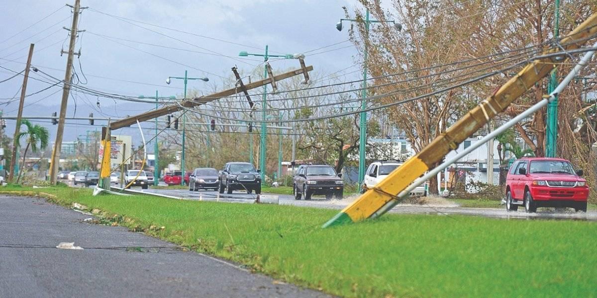 Vulnerable Puerto Rico ante un huracán al nivel de Dorian
