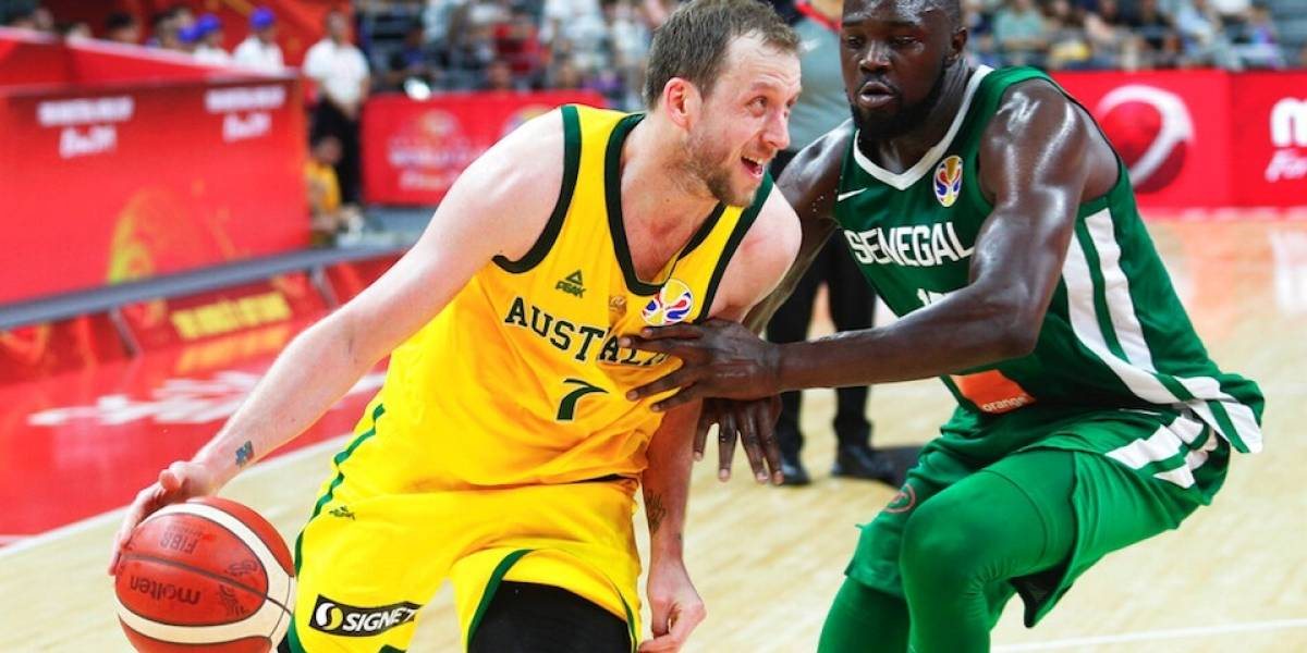 Australia sigue luciendo y vence a Senegal en China 2019