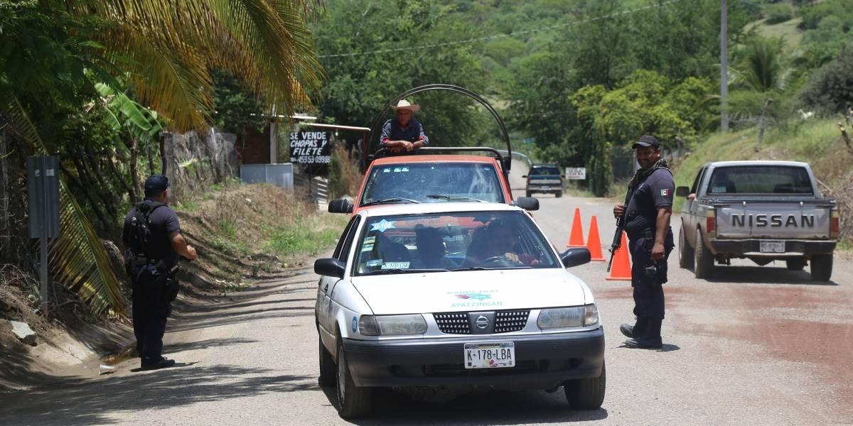 Tepalcatepec, Michoacán, se queda sin fiestas patrias por inseguridad