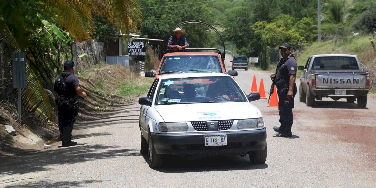 Reanudarán clases en Tepalcatepec tras arribo de la Guardia Nacional