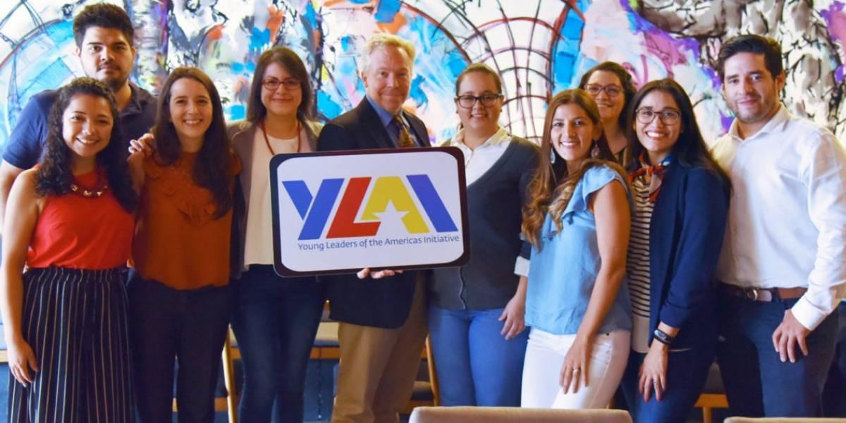 Iniciativa de los Estados Unidos apoya a jóvenes emprendedores