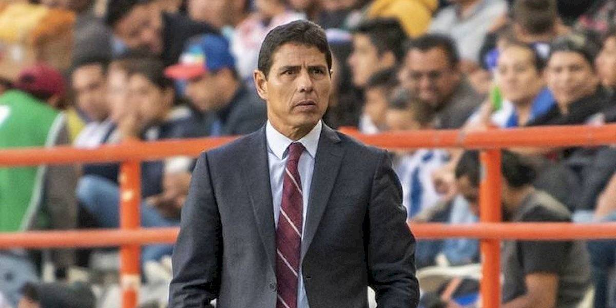 Alfonso Sosa fue despedido por falta de respeto a jugadores y directivo