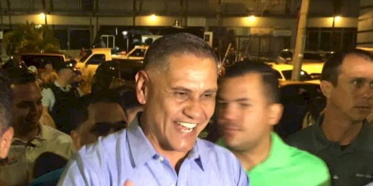 """Alcalde de Barranquitas, Francisco """"Paco"""" López anuncia su renuncia"""