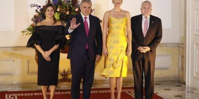 ¿Acertó? Así lució la primera dama de Colombia en su encuentro con Ivanka Trump
