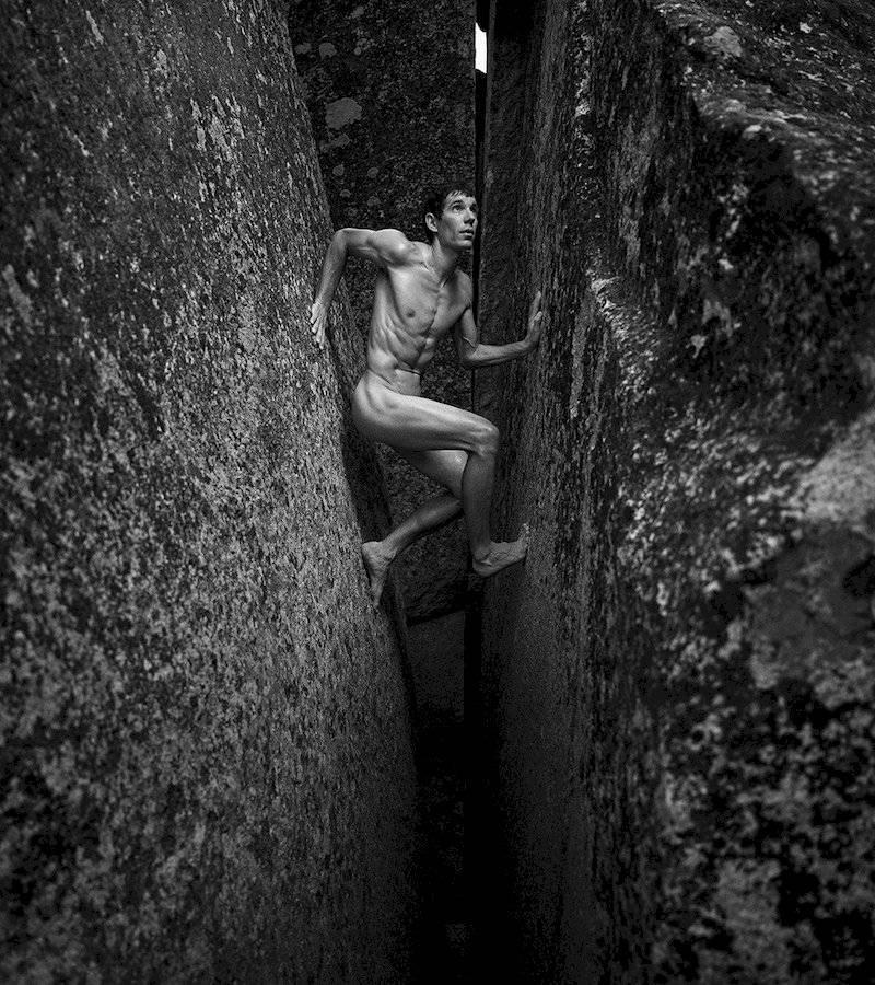 Alex Honnold, alpinista. espn.com.mx