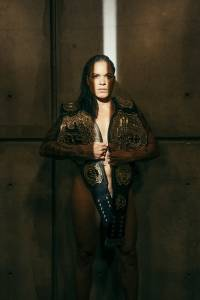 Amanda Nunes Body Issue 2019