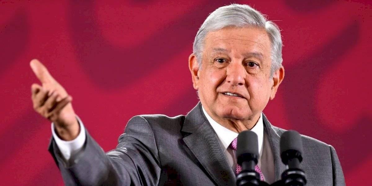 Celebra AMLO que se respetara la ley, tras la renuncia de Muñoz Ledo