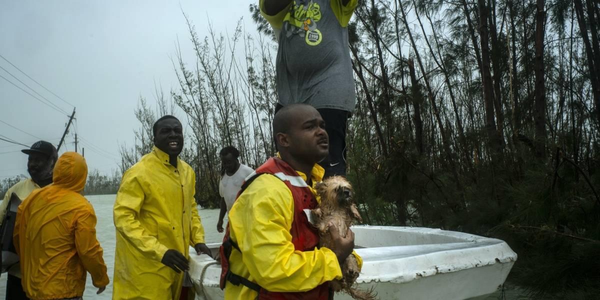 Bahamas inicia los rescates tras el paso del huracán Dorian