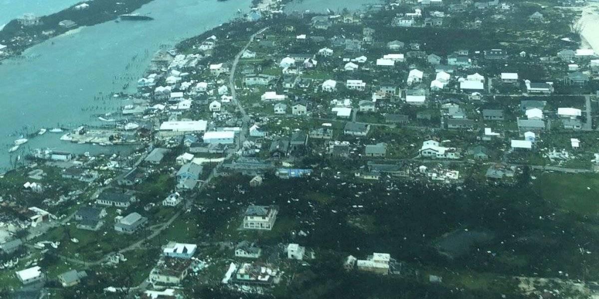 Bahamas comienza los rescates tras paso de Dorian