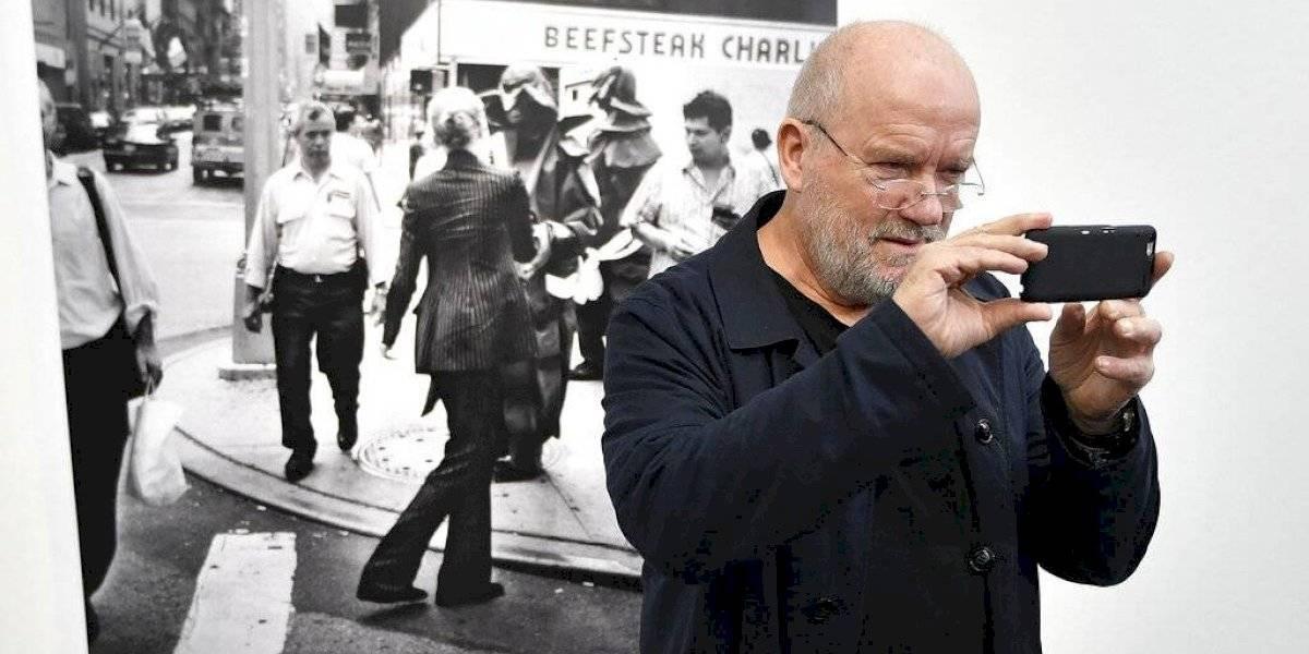 Fallece el reconocido fotógrafo de celebridades Peter Lindbergh