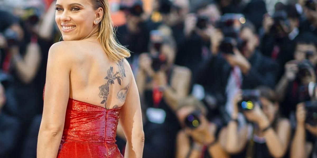 "Scarlett Johansson apoya a Woody Allen: ""Creo en él"""