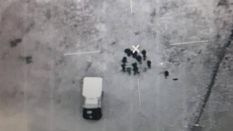 Soldados del Ejército de Guatemala fueron emboscados en Izabal. Foto: Facebook Jimmy Morales