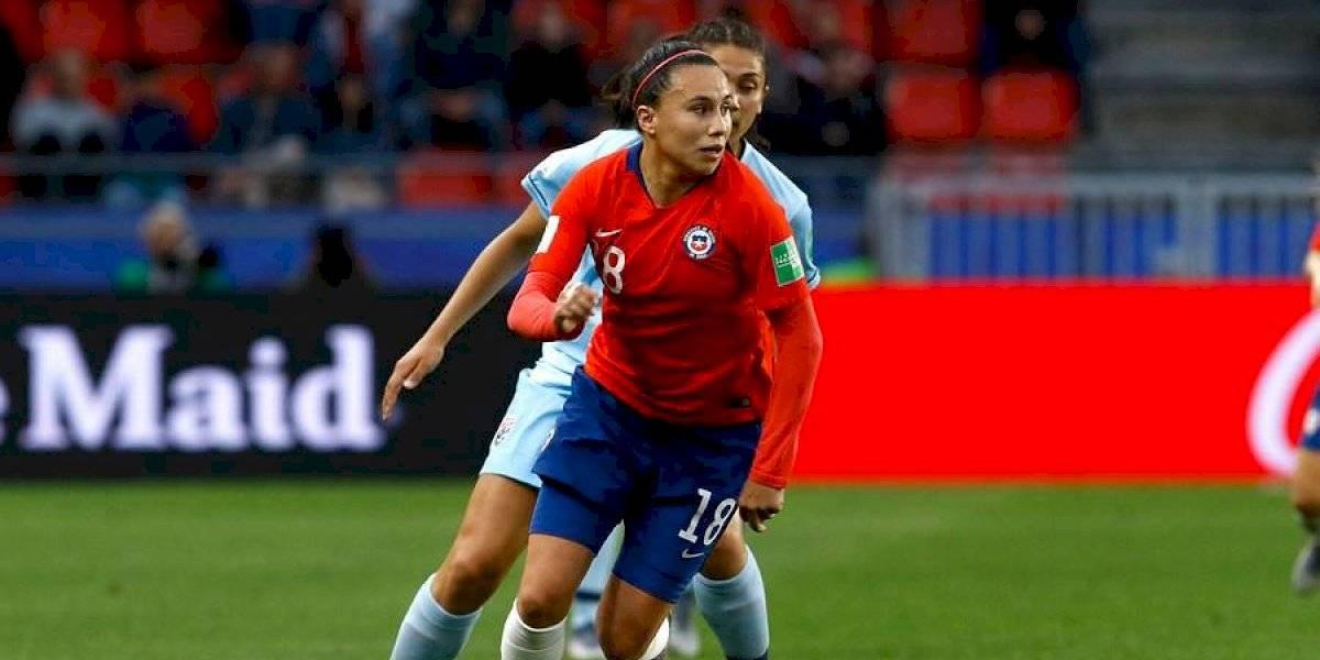 """Camila Sáez y su nominación al once ideal de la FIFA: """"Hoy no nos damos cuenta del valor que tienen todas las cosas que hemos logrado"""""""