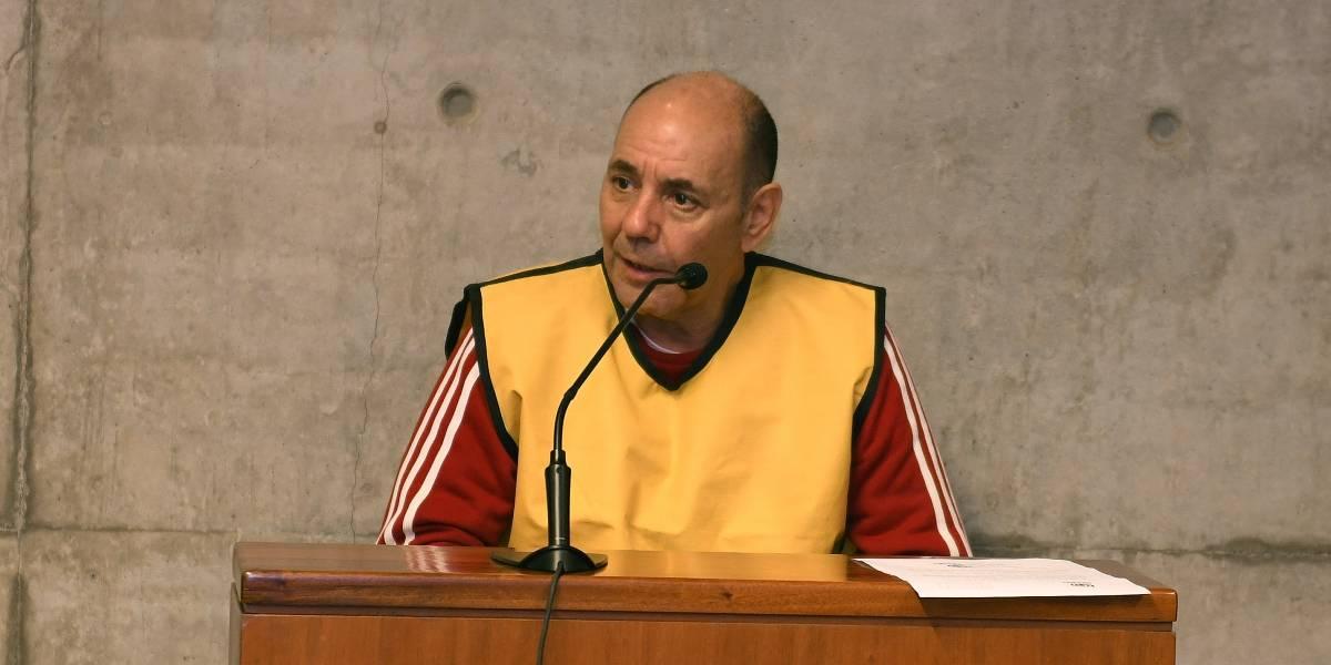 """Pide que se abonen tres años más: defensa del """"comandante Ramiro"""" apeló a condena de casi 27 años que dictó el juez Carroza"""