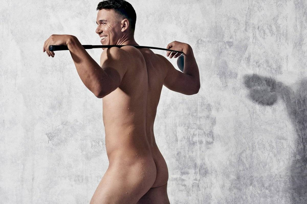 Brooks Koepka Body Issue 2019