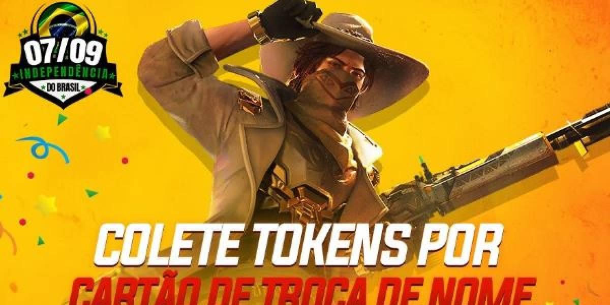 Garena Free Fire: dia da Independência será marcado por eventos especiais no game
