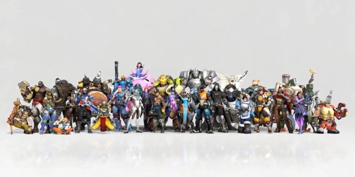 Oficial: El popular shooter de Blizzard, Overwatch, llegará a la Nintendo Switch